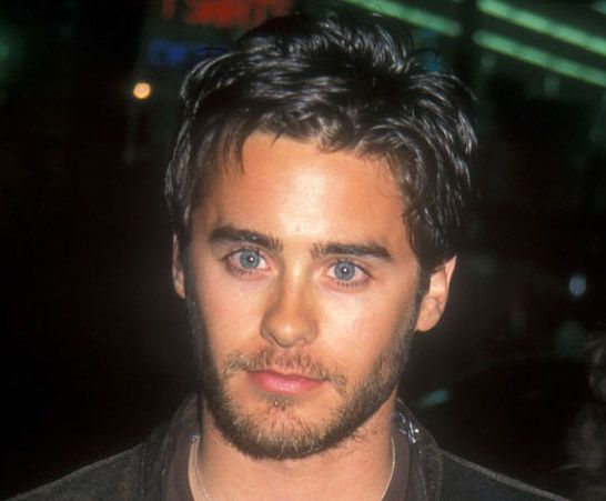 Jared Leto in 17 Years - Jared Leto - 1995: simply gorgeous locks