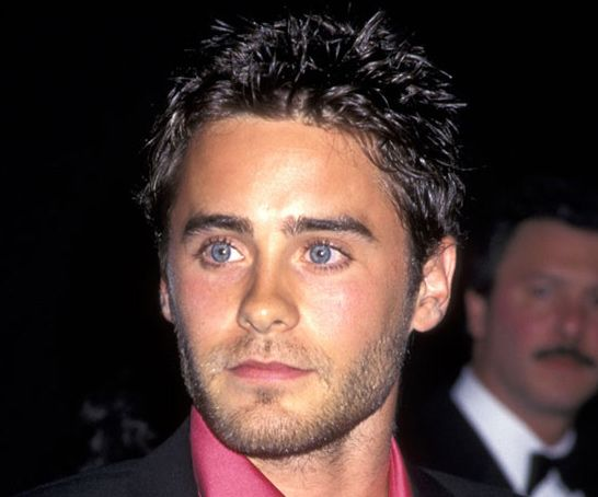 Jared Leto in 17 Years - Jared Leto - 1997: Gel and Spiked