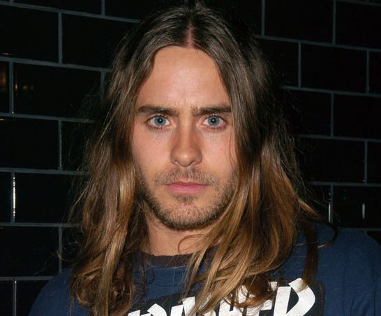 Jared Leto in 17 Years - Jared Leto - 2004: Long and Wavy