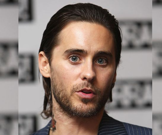 Jared Leto in 17 Years - Jared Leto - 2008: Slicked Back