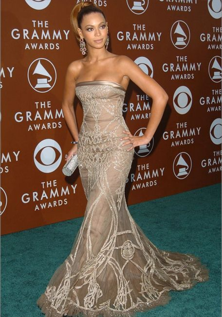 Beyonce| Award Show Fashion - 2006 Grammy Awards