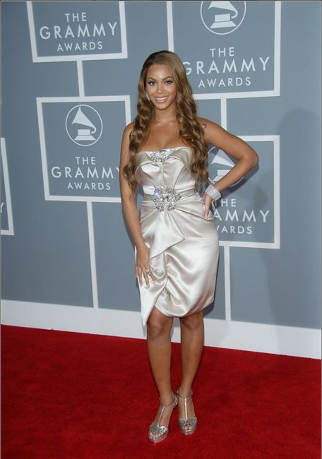 Beyonce| Award Show Fashion - 2007 Grammy Awards