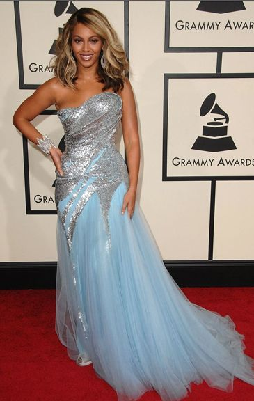 Beyonce| Award Show Fashion - 2008 Grammy Awards