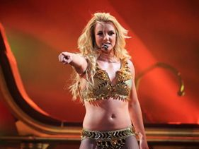 Britney's Femme Fatale Comes to Europe Now.