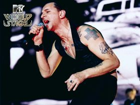 MTV Worldstage | Depeche Mode | Barcelona