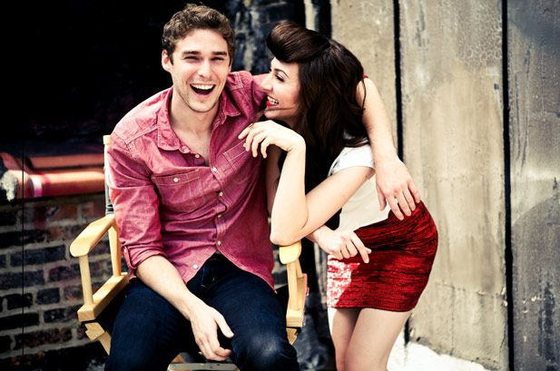 Karmin - Karmin's Nick Noonan and Amy Hediemann