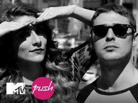 MTV Push | Karmin