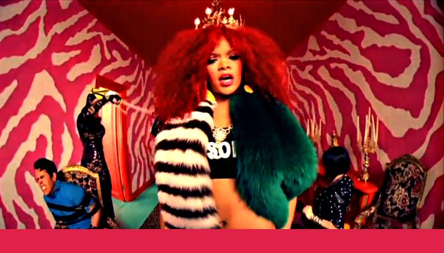 BEST OF 2011 | MOST MEMORABLE MOMENTS - #10) RIHANNA'S S & M VIDEO AND DAVID LACHAPELLE VIDEO - Revealing to the world that his nice girl is into kinky sexy, bondage and other human flesh fantasies - nasty girl! <a href='/news/best-of-2011-most-memorable-moments/' target='_blank'>[READ FULL ARTICLE HERE]</a>