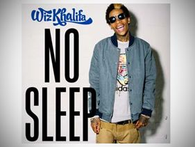 New Wiz Khalifa Video - No Sleep