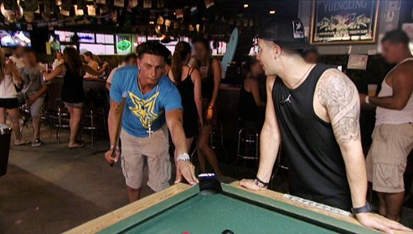 Jersey Shore (Season 5) | Ep.09 | The Truth Shall Set You Free - Pauly D and Vinny discuss the couple problem going on in the house