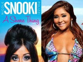 Snooki's New Book - A Shore Thing