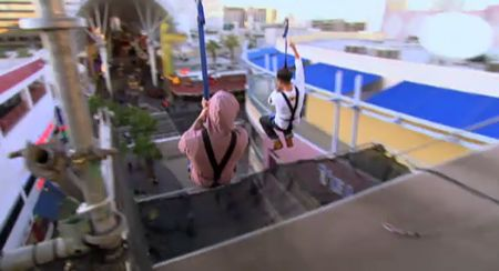 Pauly D Project | Ep. 7 | - Pauly and Ryan have a little fun on a zip-line.