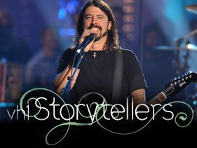 Vh1 Storytellers Foo Fighters