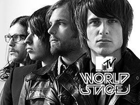 WORLDSTAGE|KINGS OF LEON