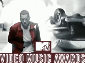 Eminem's 'Not Afraid' VMA Promo