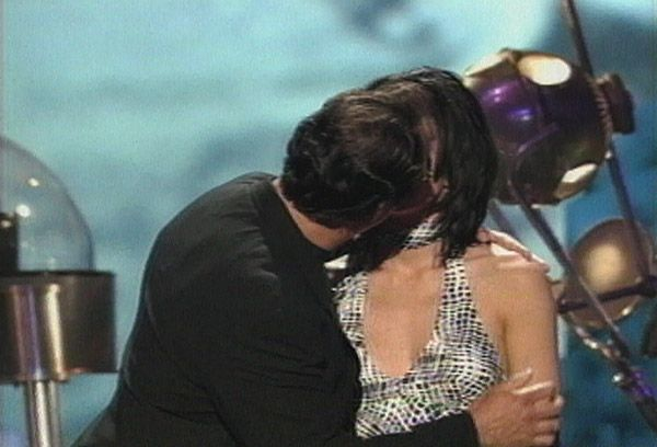 2013 MTV Movie Awards | Best Lip Locking Celebs - John Lovitz wanted to see how 