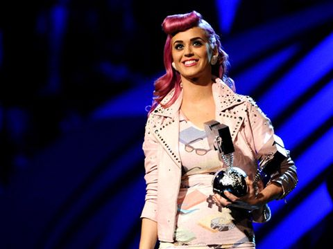 2011 MTV EMAs Fashion Knock Outs!!! - Katy Perry