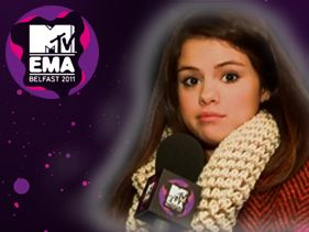 Watch EMAS Here with Inside Scoop from Selena Gomez
