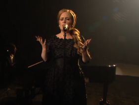 2011 VMAs | Love Is In The Air - Adele singing Someone Like You with such raw intensity