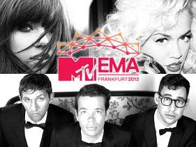 Carly Rae Jepsen, fun., and Rita Ora Will Play the 2012 MTV EMA