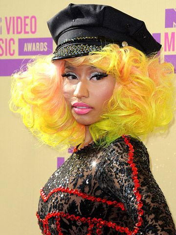 2012 VMA | Red Carpet - Nicki Minaj