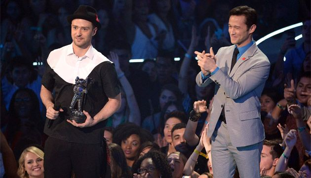 2013 MTV VMAs | Winners - Justin Timberlake - Video Of The Year, Best Direction, Michael Jackson Video Vanguard, Best Editing