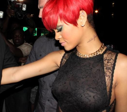 Sausy RiRi Unleashed! No Limit to her Sexinesssss! - Working the red hair