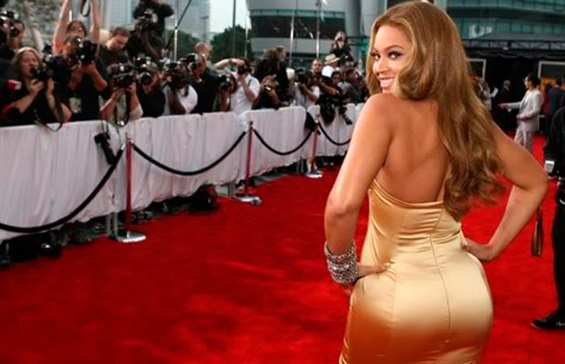 Top 15 Celebrity Asses (Now!) - Oh ya - it's our lady Bey who remains in a category of her own