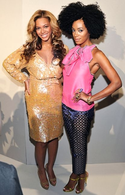 MTV's Picks on The Most Outrageous, Fun, Quirky and Crrrazy Fashion Moments of 2011 so Far - Beyonce Attends J. Crew's New York Fashion Week Debut!