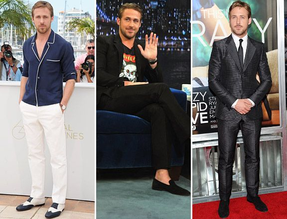 BEST DRESSED MEN OF 2011 - 4) Ryan Gosling at the