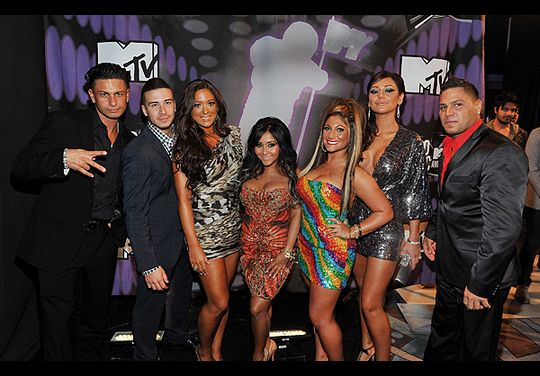 2011 VMA | Fashion | Jersey Shore Styles