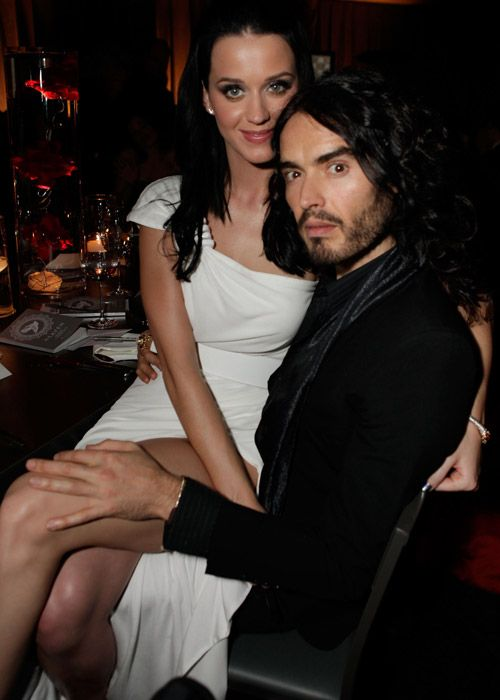 Katy Perry And Russell Brand - Katy and Russell attend The Art of Elysium's 3rd Annual Black Tie Charity Gala in L.A. on January 16, 2010