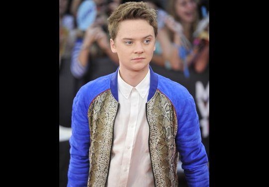 MTV Push July 2012 | Conor Maynard