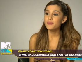 MTV DAILY VIDEO NEWS - Oct 14 : Charlie Hunnam Quits 50 Shades Of Grey and Ariana hosts EMA backstage