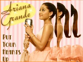 "[NEW MUSIC]Ariana Grande Crosses Over With ""Put Your Hearts Up"""
