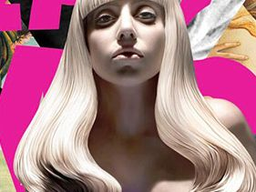 Lady Gaga Reveals All With Official ARTPOP Cover Art