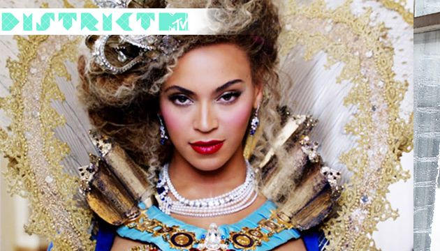 10 Things Beyoncé Did This Year