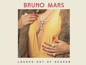 "[LISTEN] Bruno Mars Drops Debut Single to New Album - ""Locked Out Of Heaven"""