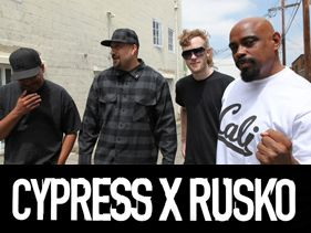 <b>[Exclusive]</b> Cypress Hill Ft. Rusko - Hip Hop Legend Meets Dubstep