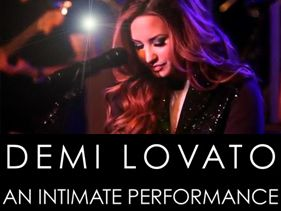 "Demi Lovato Plays Intimate ""Unplugged"" - Like Concert - Watch it Here!"