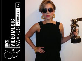 "Lady Gaga To Open 2013 VMA With ""Applause"""
