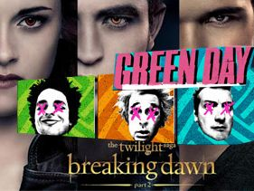 [PREMIERE] Green Day To Premiere Twilgiht Breaking Dawn 2 Video At Midnight - &quot;The Forgotten&quot;