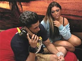 Jersey Shore Loyalty on Bad Date Choices - Thanks Pauly D and Jwoww