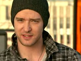 Justin Timberlake - Rapper!