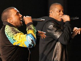 Jay Z & Kanye West Coming To Europe With &quot;Watch The Throne&quot;