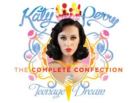 [LISTEN] Katy Perry's Complete Confection Sampler - Sooo Sweeet!