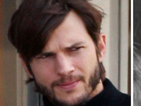 Ashton Kutcher IS Steve Jobs - Have a look!