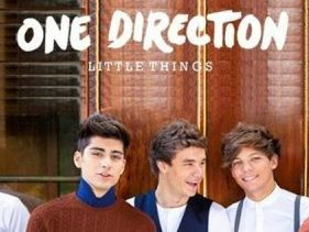 One Direction Release Album Art For Next Single - Little Things.