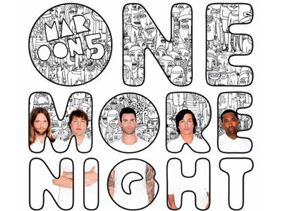 "[NEW] Maroon 5 to Premiere New Video ""One More Night"" Tonight!"