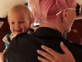 P!nk Releases &quot;Perfect&quot; For Daughter Willow - So Heart Touching